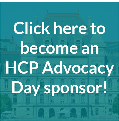 Click here to become an HCP Advocacy Day sponsor!